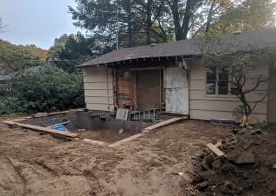 Wesson Home Remodel