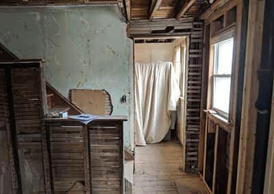 Struck and Sons | Stuhler Property | Water Damage