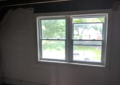 Decker Property Fire Restoration