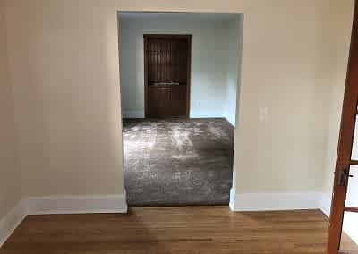 Decker Property Restored Rooms