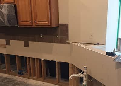 Struck and Sons   Lambert Property   Water Damage
