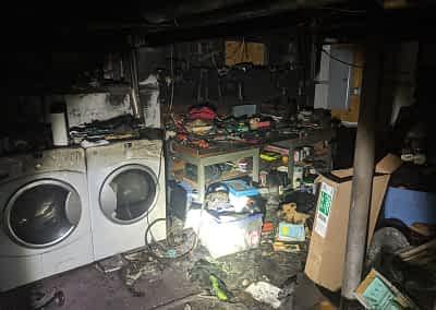 Shutt Residential Fire