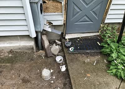 Struck and Sons | Randall Property | Structural Damage