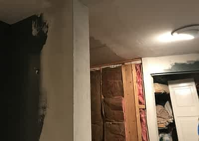 Struck and Sons   Monte Property   Water Damage