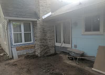 Spratt House Fire