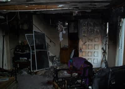 Struck and Sons | Casanzio Property | Fire Damage