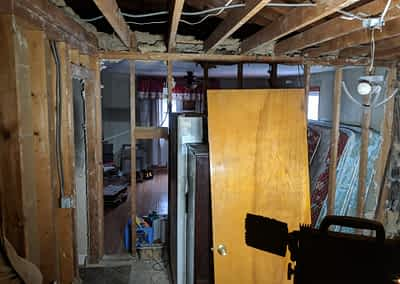 Struck and Sons | Kusmiy Property fire damage
