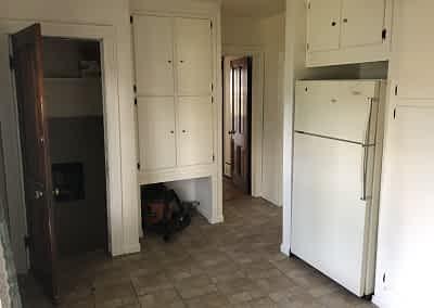 Decker Property Fire