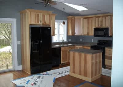 Struck and Sons   Brown Streiner Property   Fire Damage