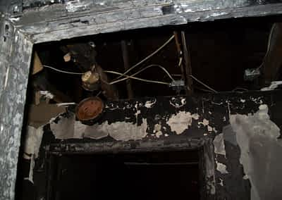 Struck and Sons | Kildea Property | Fire Damage