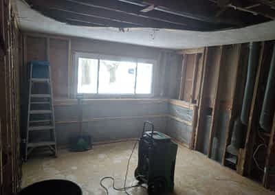 Struck and Sons | Ireland Property | Water Damage
