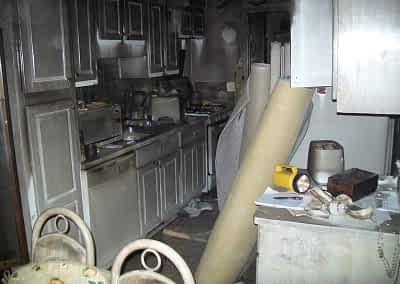 Kendrick Property Management Fire