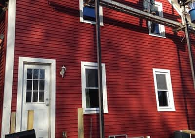 Struck and Sons   Whalen Property   Fire Damage