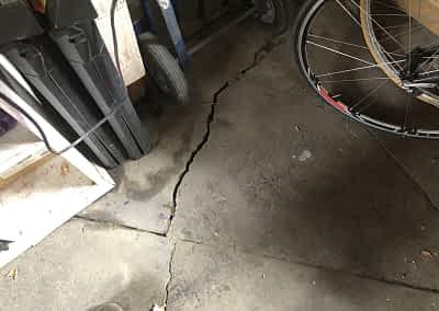 Lesnak Structural Damage