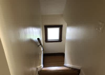 Decker Property Restored Staircase