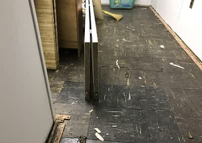 Struck and Sons   Freeman Property   Water Damage