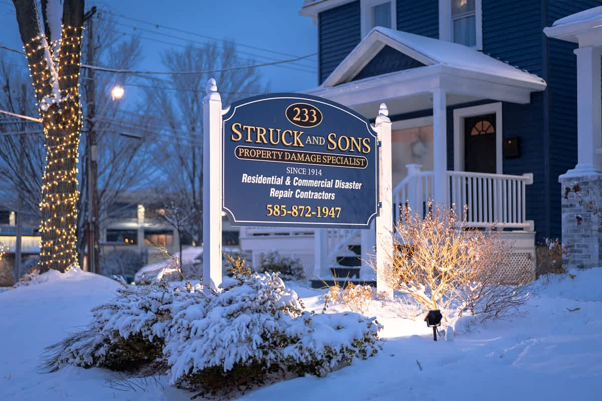 Struck and Sons Office Exterior